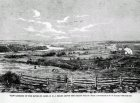 Anonymous Canadian Illustrated News 16 Mar 1872 View looking up the river St John 3 miles above Grand Falls.