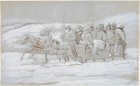 Henry Hope Crealock 1862 How the Guards crossed New Brunswick pencil LAC PW e001201116.jpg